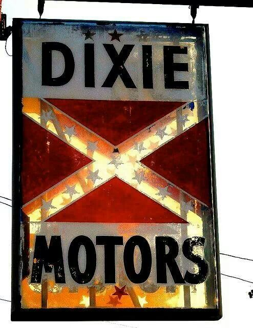 Dixie motors | Signs and Posters | Pinterest