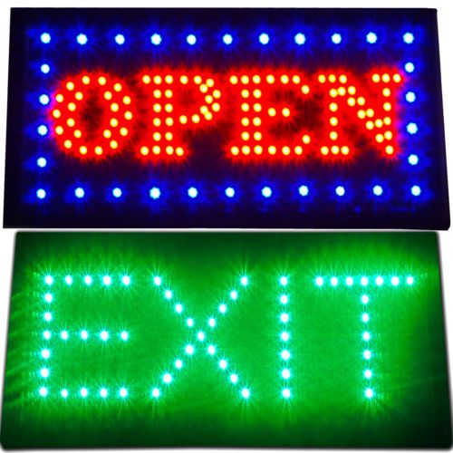 17 Best Classic Open LED Signs Images On Pinterest