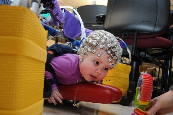 New Robot Helps Babies with Cerebral Palsy Learn to Crawl - Scientific American