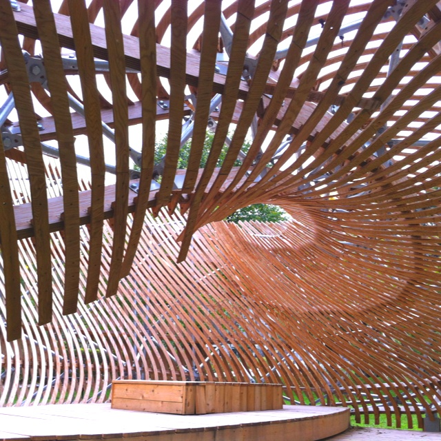 84 Best Images About Architecture On Pinterest: 84 Best Images About Parametric Wooden Structures On