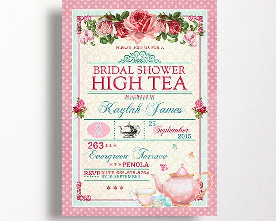 best ideas about kitchen tea invitations on pinterest kitchen tea