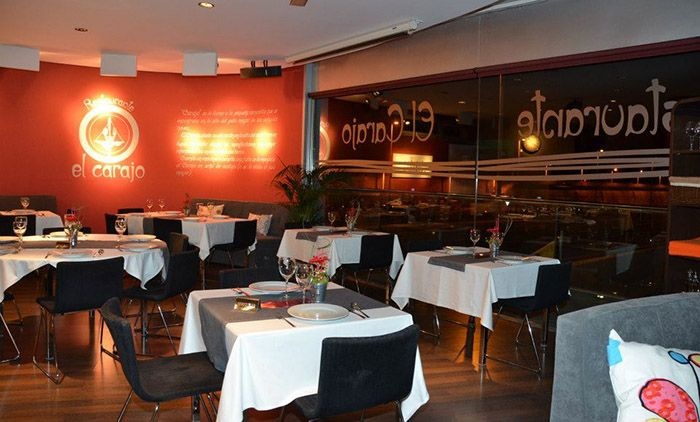 Restaurante El Carajo en el Centro Comercial Marina La Palma de Santa Cruz de La Palma #LaPalma #canarias