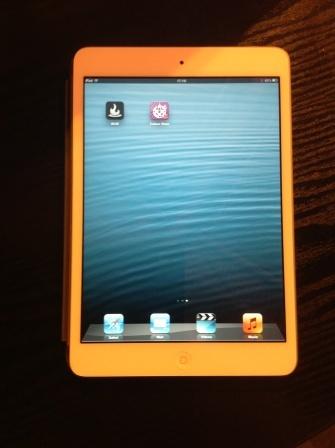 Apple's fourth-generation iPad with retina display