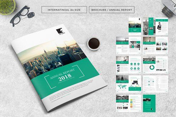 Multipurpose Business Brochure #annualreport #brochure