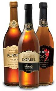 WineCountry.com : Sonoma County : Guerneville : Korbel Champagne Cellars