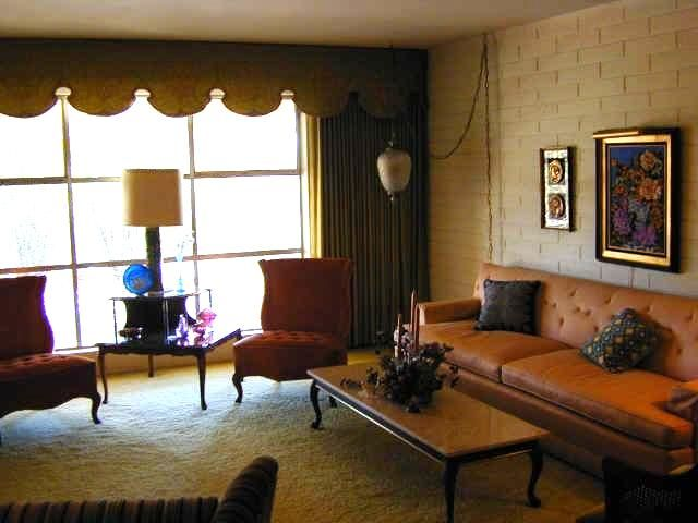 1960s home d cor interior design phoenix homes design for Interior design styles by decade