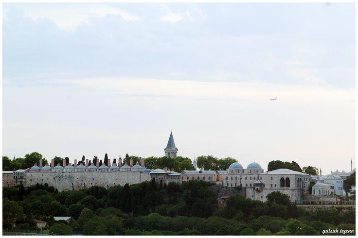 Istanbul - Topkapı Sarayı