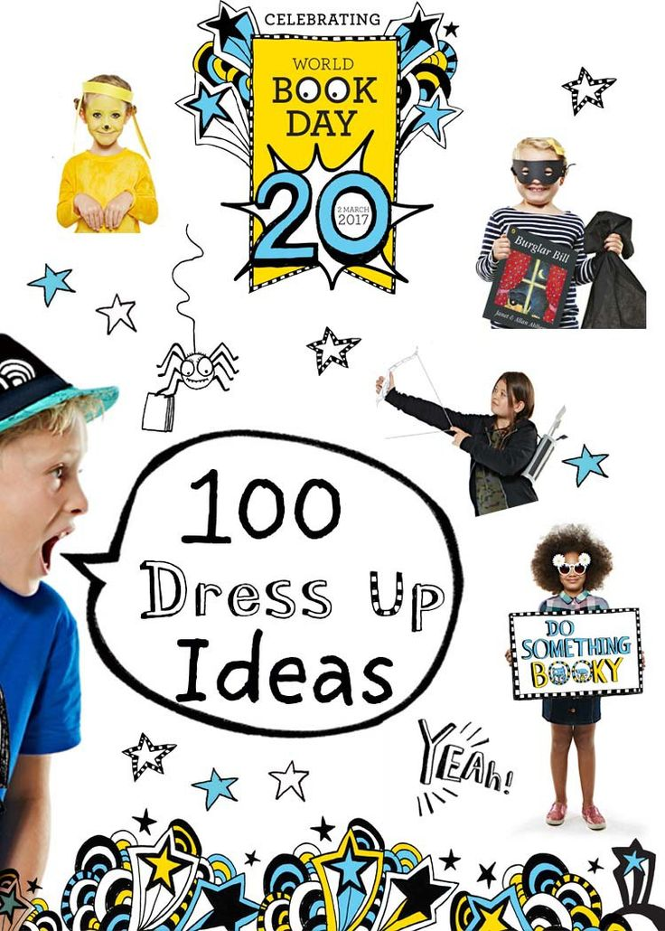 It's not long until World Book Day 2017 (Thursday 2nd March!). If you are looking for book related dress-up ideas then look no further! Here are 100 ideas below ranging from DIY options that a child could do with a bit of help or ideas for fancy dress costumes you may well have. There's also quite a good choice of the obvious options in the supermarkets at the moment. Last year Seren dressed up as Clara from The Nutcracker (I know, it's a ballet really but we have a lovely book of the…