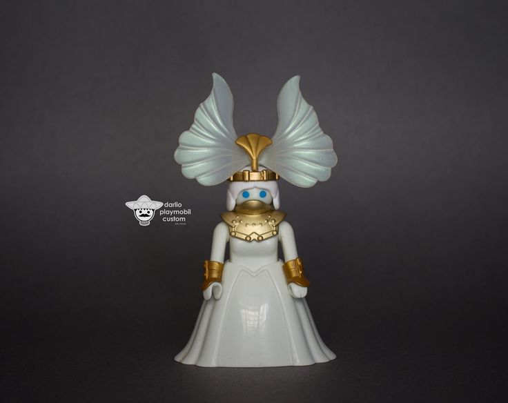 Bride from Polar City Playmobil custom Darlio