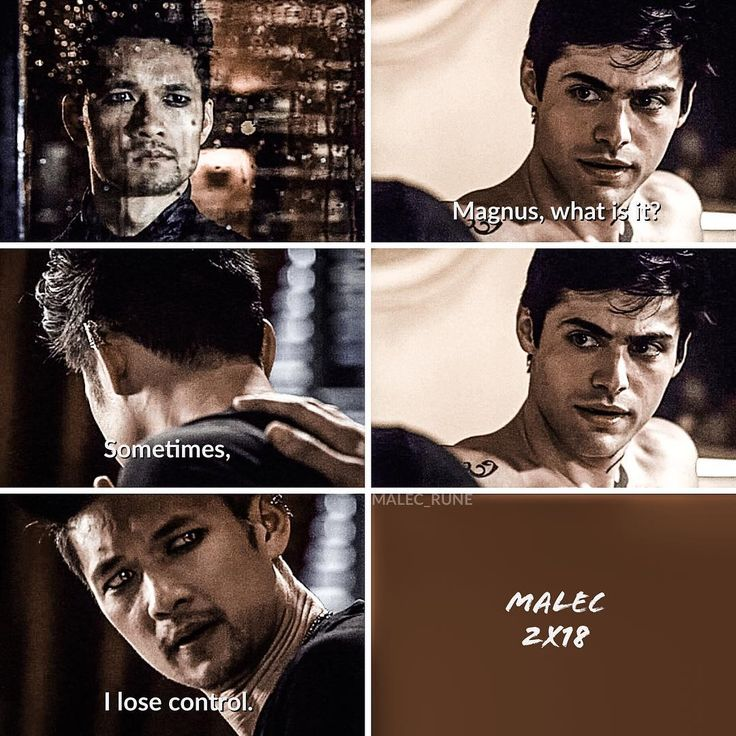 """,    ➰Shadowhunters➰ (@malec_rune) en Instagram: """"I'm more excited for 2x18 rather than tonight's episode tbh • • • #malec #shadowhunters #malecedit…"""""""