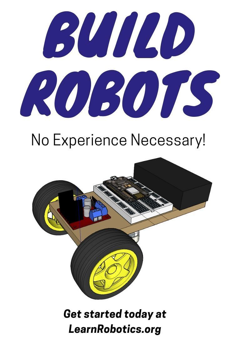 Learn Robotics Online Course For Beginners At Home Learning Arduino Robot Robot Learn Robotics