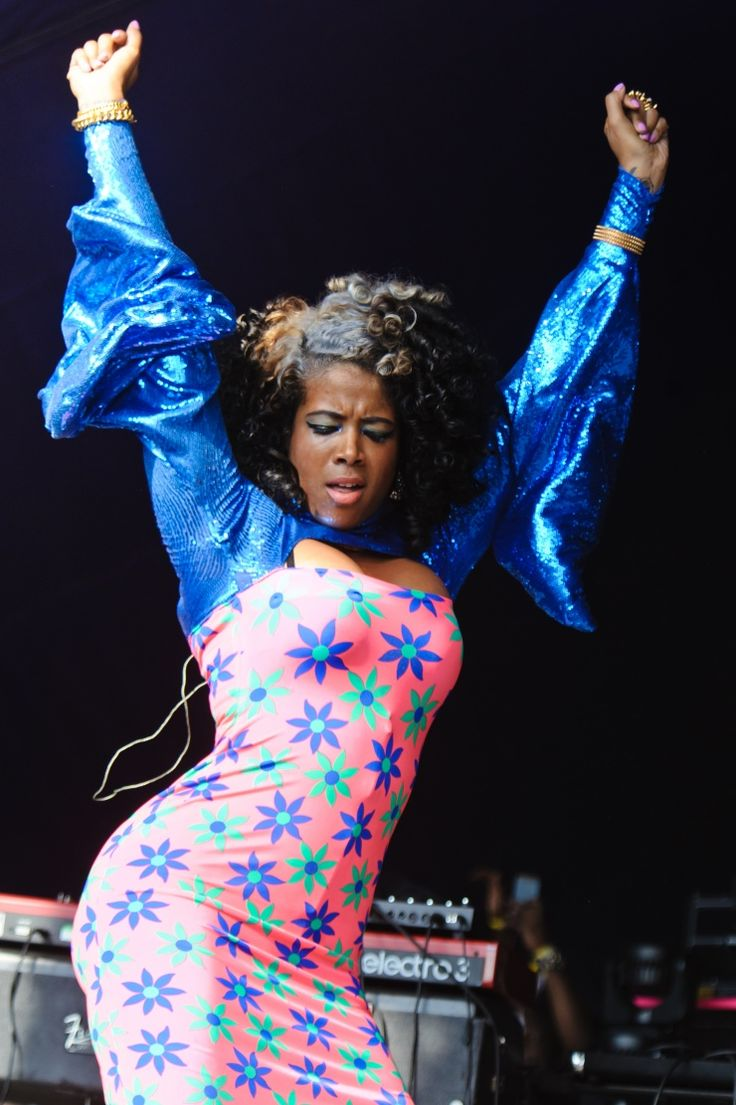Kelis | GRAMMY.com: Photo