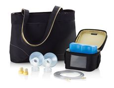 Breastpump Bag Sets | Medela Accessories set to go with my Insurance Provided Pump.