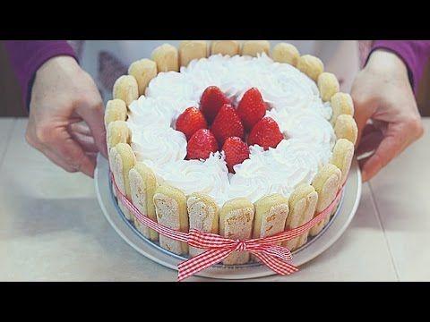 TIRAMISU ALLE FRAGOLE RICETTA FACILE - Homemade Strawberry Tiramisù Recipe | Fatto in casa da Benedetta