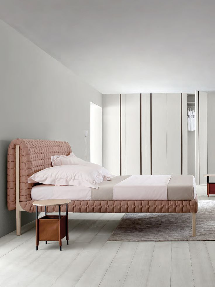 Ruch Bed Designed by Inga Semp for