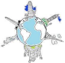 Travel around the World! :)