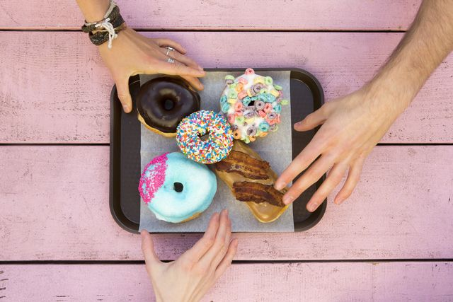What Really Happens When You Eat Trans Fat?: Those donuts may have trans fats.