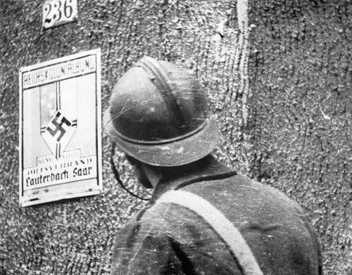 La historia de cómo Alemania invadió Francia, Bélgica y Holanda en una operación que se inició el 10 de mayo de 1940 es bien conocida. Pero quizá no lo es tanto que los franceses lanzaron una invasión contra Alemania en septiembre de 1939, lo que convierte a esta operación en la primera del fren