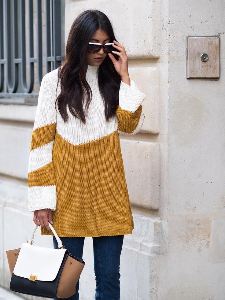 mustard knit #pixiemarket #fashion #womenclothing @pixiemarket