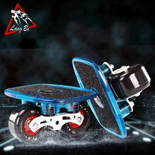 Roller Road Drift Skates Plate Anti-slip Board Aluminum Truck With PU Wheels With WTOO Bearings Trotinete 2 wheel skateboard //Price: $US $70.37 & FREE Shipping //     #tshirt