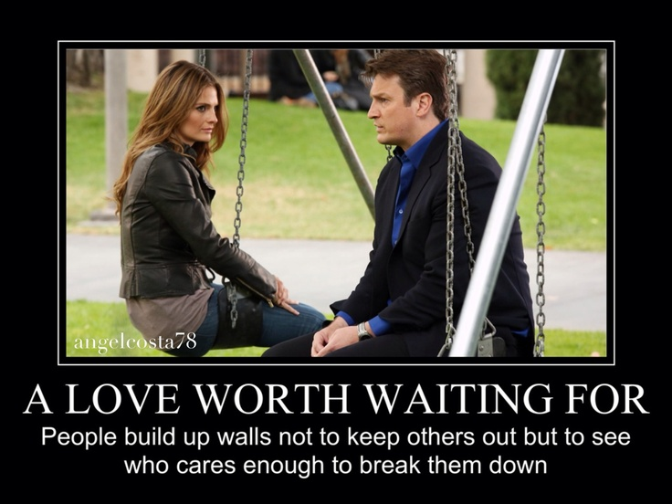 Castle & Beckett - A Love Worth Waiting For