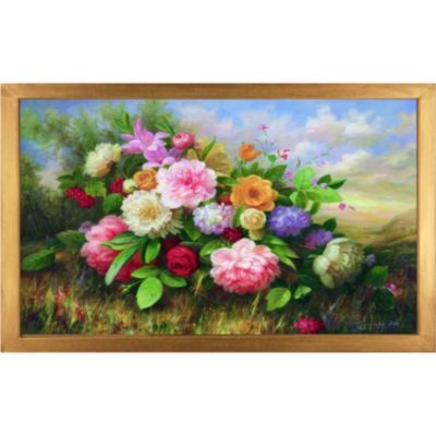 Josef Göttl Bild Bouquet of flowers 106x66 cm Jetzt bestellen unter: https://moebel.ladendirekt.de/dekoration/bilder-und-rahmen/bilder/?uid=42217b23-3012-5c08-af28-e2fc1dd9148e&utm_source=pinterest&utm_medium=pin&utm_campaign=boards #heim #bilder #rahmen #dekoration