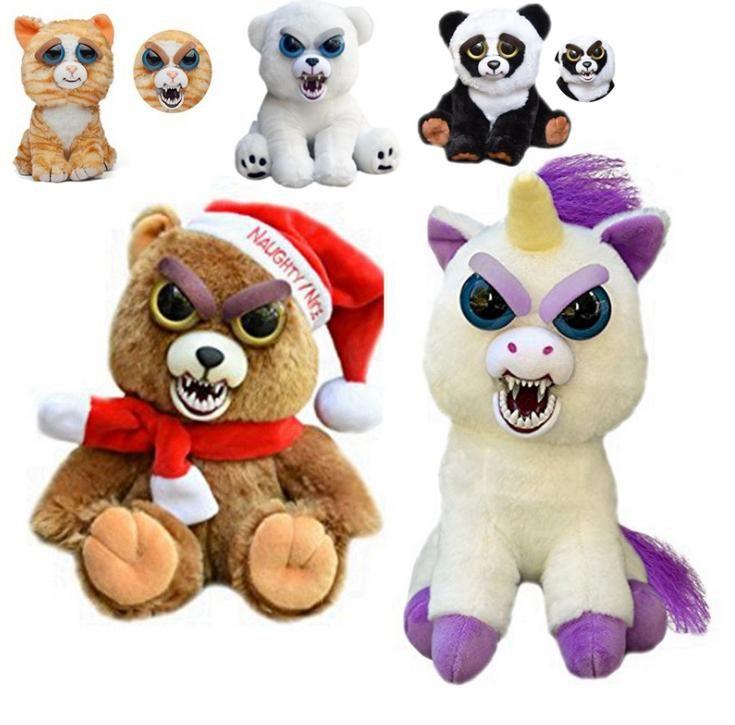 Feisty Funny Expression Pets Plush Toy Monkey Stuffed Animal Sloth Stuffed Animal Plush Stuffed Animals