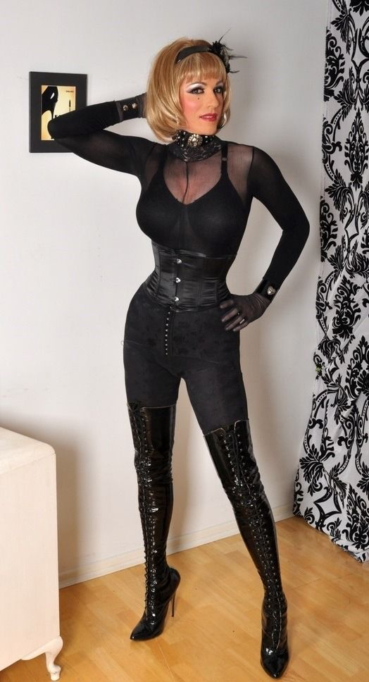 Transexuals in leather, sonali bindra sexy fuking fotos