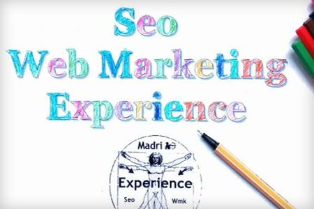 SEO Web Marketing Experience, webinar online, dal 26 al 30 Novembre 2012