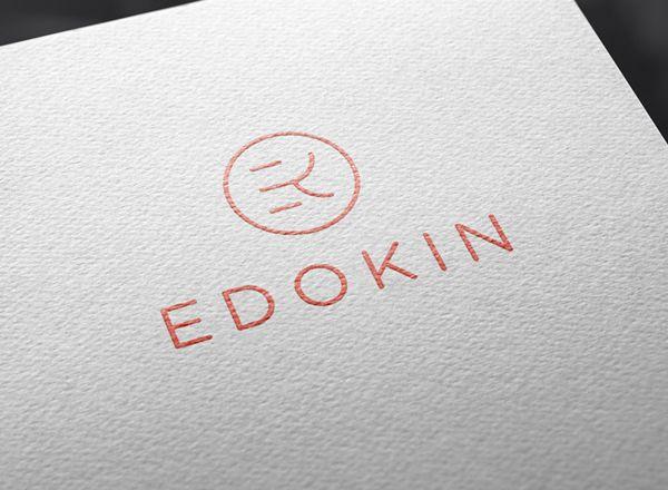 Edokin Japanese Restaurant Branding