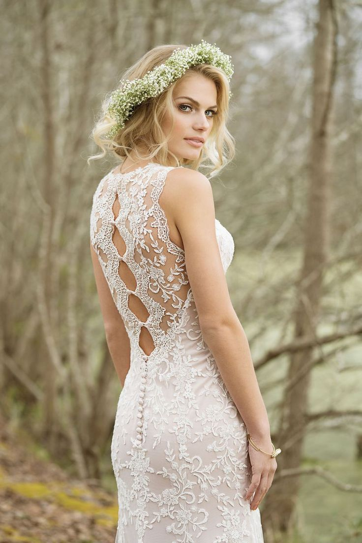 9 best Wedding dresses by Lillian West images on Pinterest ...