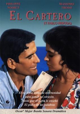 El cartero (y Pablo Neruda) (1994) Italia. Dir: Michael Radford. Drama. Comedia. Romance. Vida rural - DVD CINE 252