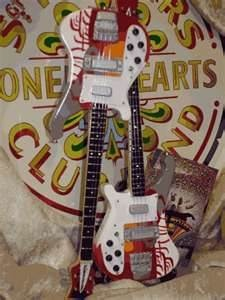 Paul Mccartney Rickenbacker