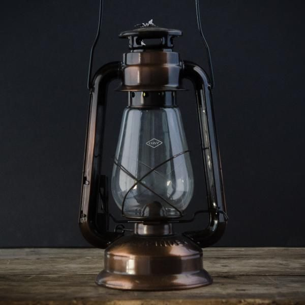 Enjoy The Old Fashioned, Warm Glow Provided By A Traditional Oil Lantern,  Producing