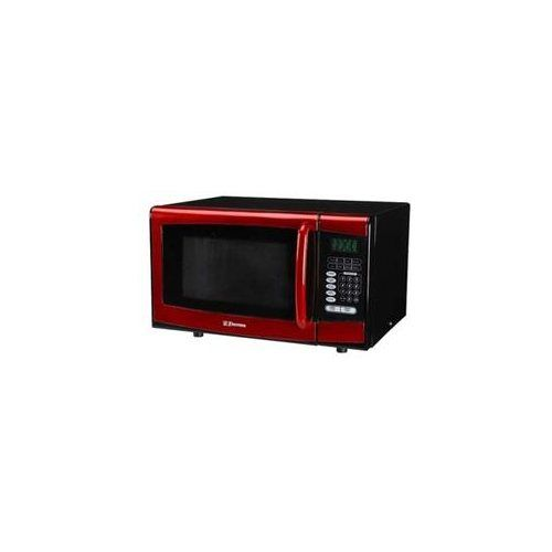 900 Watt Microwave Oven Red Emerson Mw8999rd It D Look