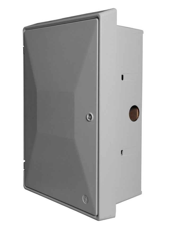 UK Standard electrical meter box (recessed / built in). This box measures 595 x 409 x Buy online and get fast nationwide delivery.  sc 1 st  Pinterest & 20 best Overboxes /Surface Mounted Boxes / Repair Kits - Ideal DIY ... Aboutintivar.Com