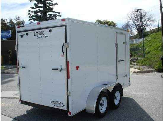 2016 New Other LOOK TRAILERS STLC6X12TE2 6X12 DUAL AXLE TRAILER Toy Hauler in California CA.Recreational Vehicle, rv, 2015 LOOK ENCLOSED TRAILERS LOOK TRAILERS STLC6X12TE2 6X12 DUAL AXLE TRAILER, The ST by LOOK Trailers... Value Packed, Entry Level Cargo Series 6x12 Tandem Axle Enclosed Trailer For Sale Tube Frame Construction - Premium grade prepped and primed frames - Z-tech Automotive Undercoating - Dexter Spring Axle w/ez lube hubs (American Made) All wheel electric Brakes - ST205/75 15…