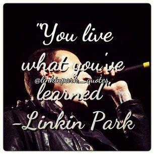 Points of Authority lyrics -  linkin park
