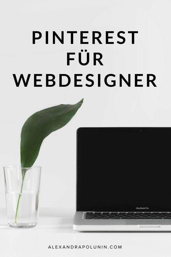 Pinterest erfolgreich nutzen als Webdesigner? Klar geht das!Daniela Retzl von Miss Webdesign macht es vor. Sie ist Webdesignerin und nutzt für ihr Marketing am liebsten Pinterest. Diese Plattform bringt ihr nicht nur den Großteil ihres Traffics, sondern auch Kunden und vor Kurzem auch eine Kooperation! Ich habe mit ihr über ihre Pinterest-Strategie gesprochen.#pinterest #pinterestmarketing #pinteresterfolgreichnutzen #socialmediamarketing #pinteresttipps
