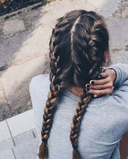 50 coiffures simples et rapides à faire après le sport                                                                                                                                                                                 Plus