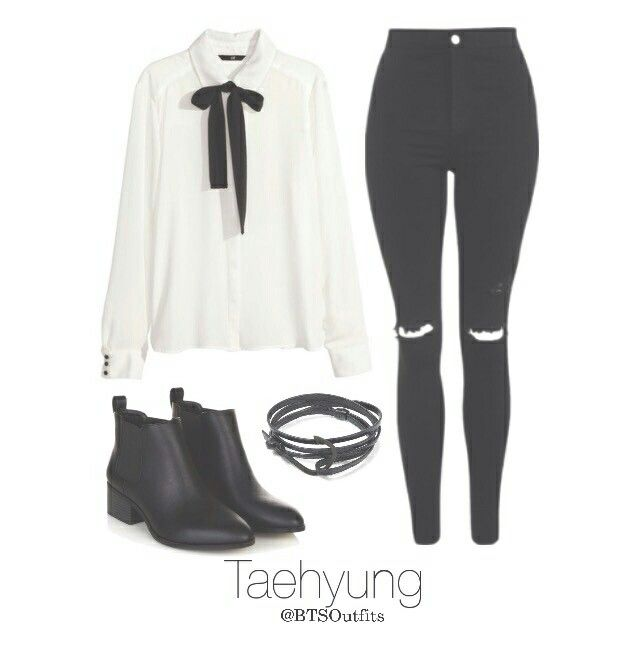 104 Best BTS Inspired Outfits Images On Pinterest | Inspired Outfits Kpop Outfits And Korean ...