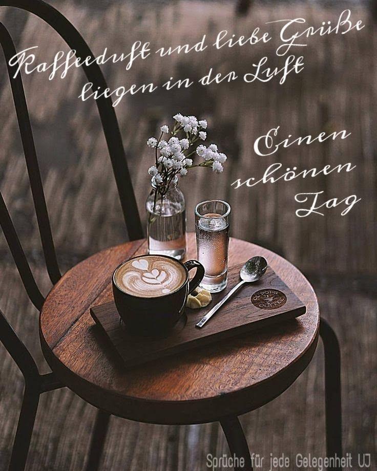 Guten Morgen Guten Abend Grüße Kaffee Liebe Kaffee