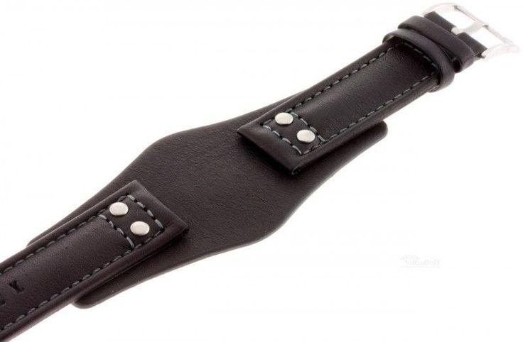 Fossil Original Lederband Ersatzband Armband für CH2586 ohne Uhr mit Federstegen | eBay
