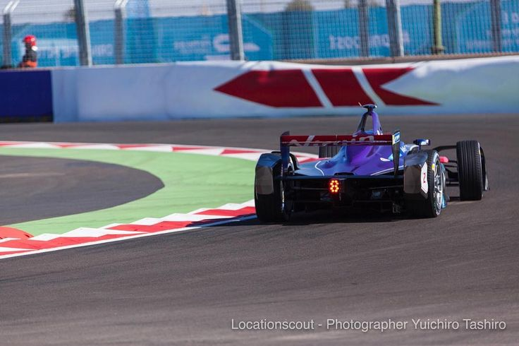 #press #sambird of #dsvirginracing at #superpole #marrakecheprix #fiaformulae #racing