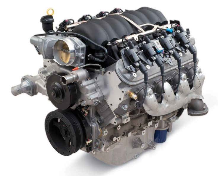 Chevrolet Performance Parts 19301360 Gmpp Ls3 376cid 525 Hp Crate Engine Crate Engines Crate Motors Ls Engine