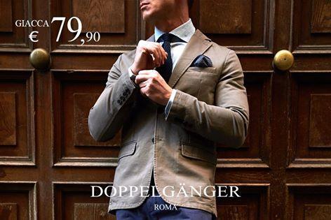 """""""FOREVER MAN"""" DOPPELGÄNGER New collection Spring-Summer 2016  Aggiungi un tocco rilassato al tuo stile primaverile, ideale per un look tutto casual totalmente in cotone esprime un outfit rilassato e sportivo. Disponibile ora in tutti i nostri Store DOPPELGÄNGER ROMA.  #menswears #style #italianstile #rome #suits #men #doppelgangerofficial #instagood #follow #followme #happy #smile #fashion #fun #shirt #abbigliamento #stylish #beauty #outfit #design #model #shopping #glam"""