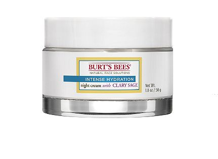 Burt's Bees Intense Hydration Night Cream | 27 Underrated Products For Dry Skin That Actually Work