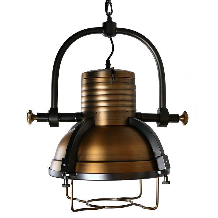 Lampa wisząca BONN P01178BR - Evolution Home