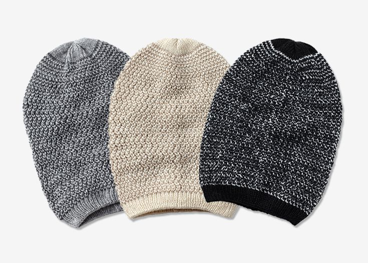 What's hot for the Holidays? Slouchy Hats from @Garage Clothing