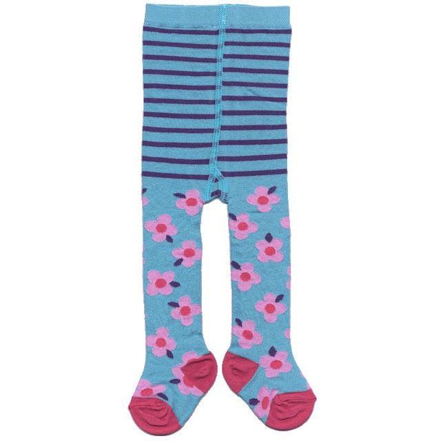【Baby】お花のタイツ|フルジ | una kids!   100%フェアトレード、オーガニックコットンのみを使用したイギリスのファッションブランド、frugi|フルジ  #kidfasion #子供服 #タイツ #キッズファッション #unakids! #オーガニックコットン